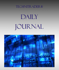 Daily Trading Journal - TechniTrader Trading Tools