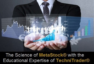 MetaStock Tools: MetaStock Charting Software and TechniTrader