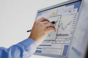 read stock chart