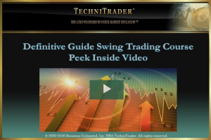 The Swing Trading Specialty Edition Course Video