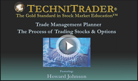 trade management planner for trading stocks and options by technitrader