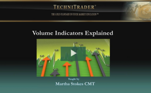 Watch Volume Indicators Explained Webinar