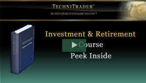 TechniTrader investment and retirement course peek inside video