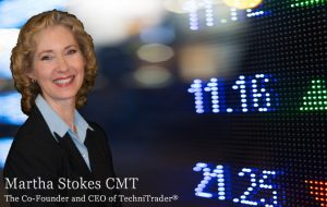 Stock Trading Blogs featuring Martha Stokes CMT