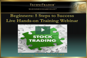Webinars-Beginners-5 Steps to Stock Trading Success