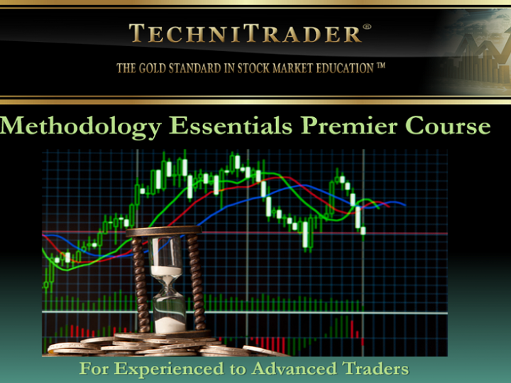 Stock DVD Course for Experienced to Advanced Traders
