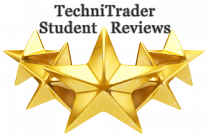 TechniTrader Student Star Reviews