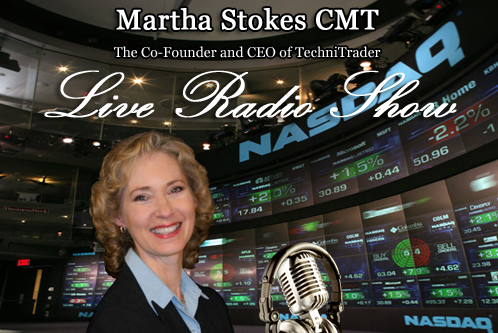 Martha Stokes CMT Live Radio Show