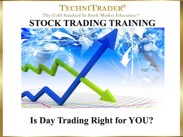 Is Day Trading Right for YOU?
