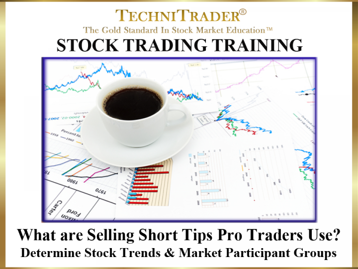 What Are Selling Short Tips Professional Traders Use?