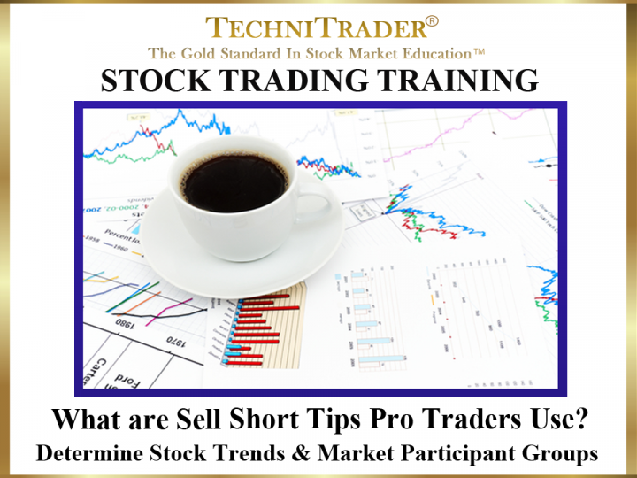 What Are Sell Short Tips Professional Traders Use?